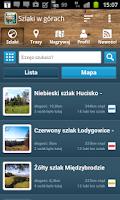 Screenshot of Szlaki w górach