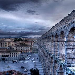 Segovia by Jime Fernandez - Buildings & Architecture Public & Historical