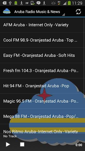 Aruba Radio Music News