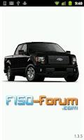 Screenshot of F150 Forum