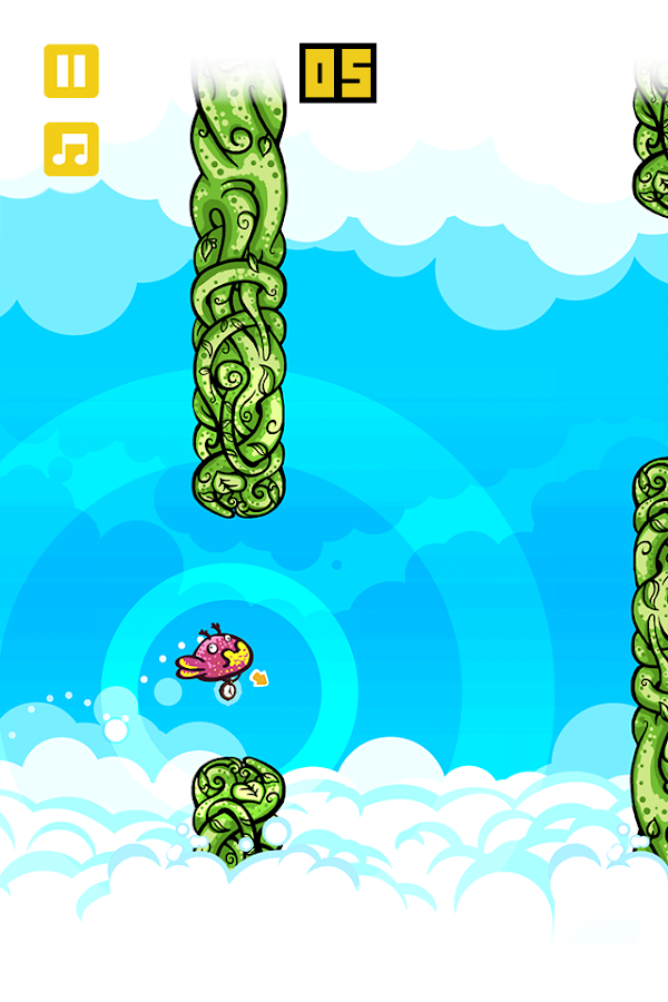 Flap In Time- screenshot