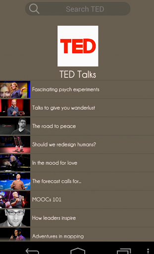 TED - Official Videos