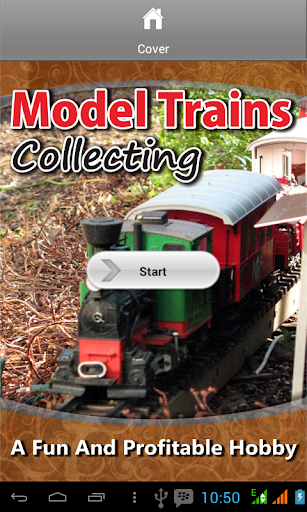 Model Train Collecting