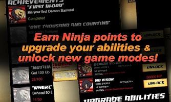 Screenshot of Go Ninja!