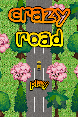 Crazy Road - screenshot
