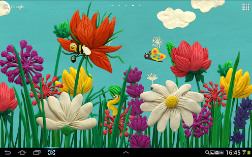 Flowers Live wallpaper HD Screenshot 15