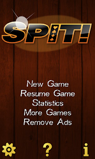 Spit !  Speed ! Card Game Free - screenshot thumbnail