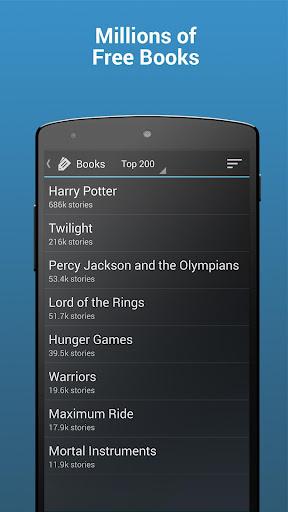 【免費書籍App】電文讀出免費同人圖書-APP點子