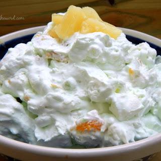 Pistachio Fruit Salad.