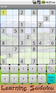 Sudoku Learning- screenshot thumbnail