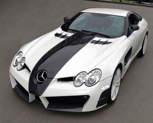 Crazy sports car