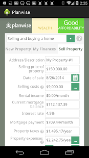 Home Affordability Calculator - screenshot thumbnail