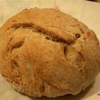 Oat Wheat Bread for Bread Maker.