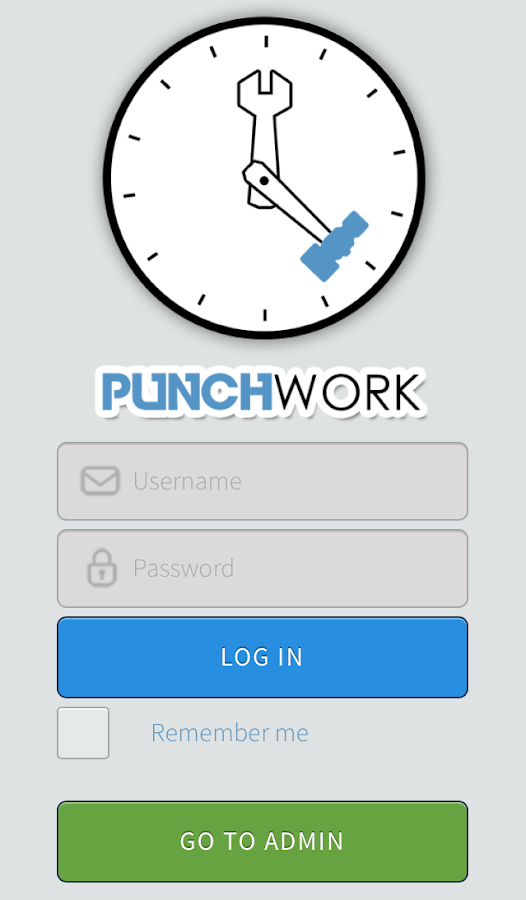 Punch Work- screenshot