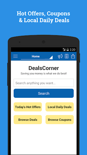 Coupons Deals - DealsCorner