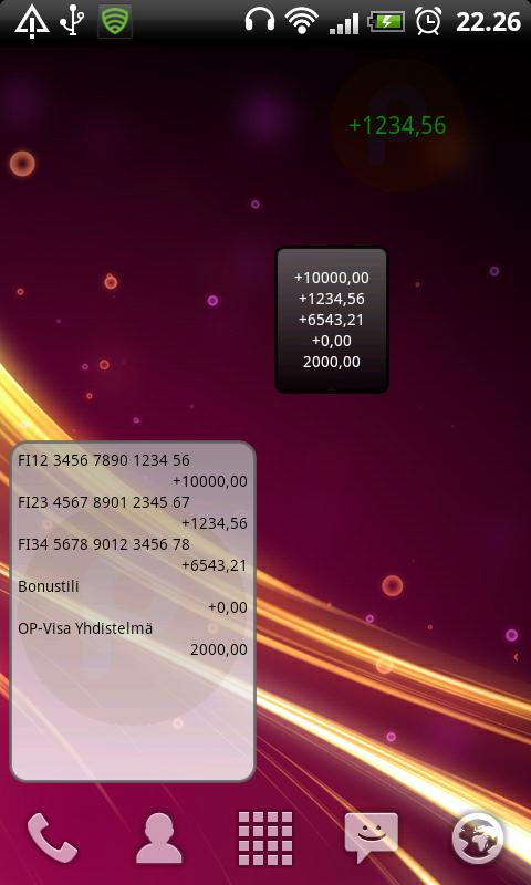 Osuusfantti- screenshot