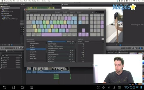 Learn Final Cut Pro X - screenshot thumbnail