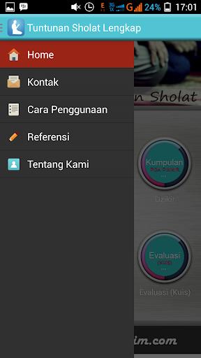 Tuntunan Sholat Lengkap 2.0 screenshots 9