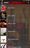 Screenshot of I'm Bartender Pro