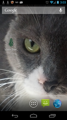 Voice Tree List