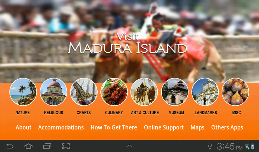 Visit Madura Island -Indonesia- screenshot