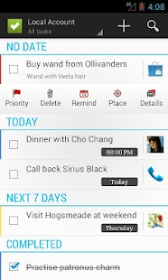 Easy Todo | Task & To-do List - screenshot thumbnail