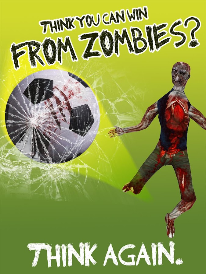 zombie soccer best football android apps on google play