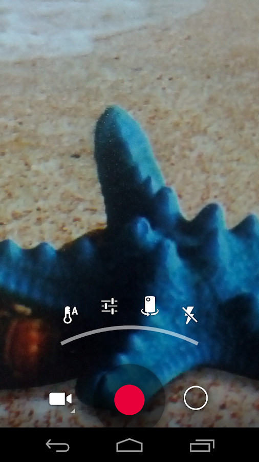 Camera & Gallery KitKat Nexus5 - screenshot