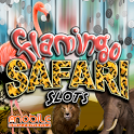 Flamingo Jungle Safari Slots Meerkat Money PAID icon