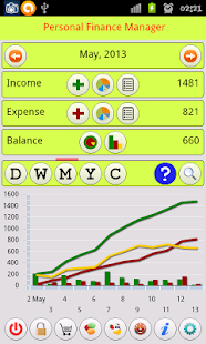 Personal Finance Manager Lite