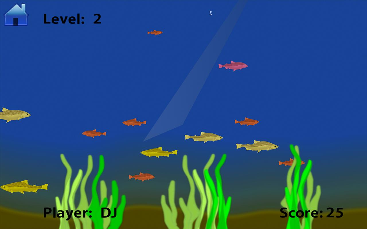 Fish Eat Fish- screenshot