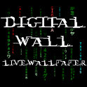 Digital Wall Live Wallpaper