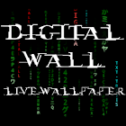 Digital Wall Live Wallpaper icon