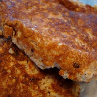 Vegan Gluten Free Pancakes.