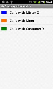 Yast Call Tracker - screenshot thumbnail