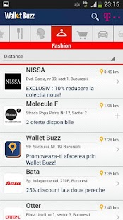 Wallet Buzz- screenshot thumbnail