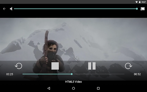 Web Video Caster (Chromecast) - screenshot thumbnail