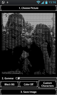 Ascii Photo - Picture Maker