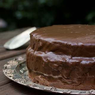 Boiled Chocolate Icing.