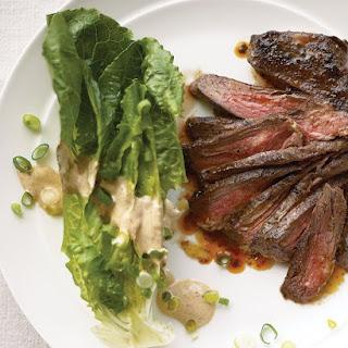 Chili-Rubbed Skirt Steak