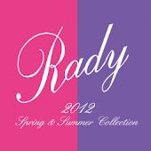 Rady catalog 2012 s/s