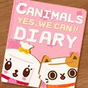 Canimals Diary logo