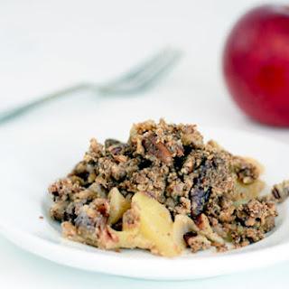 Pecan Apple Crisp