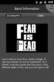 FEAR IS DEAD - screenshot thumbnail