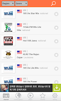 Screenshot of Sum Radio - Global FM Radio