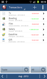 SQ Money Lite - screenshot thumbnail
