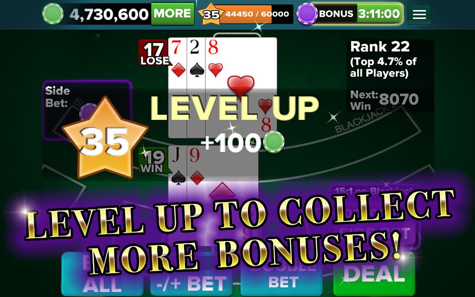 BlackJack 21 FREE - screenshot