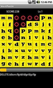 Word Puzzle- screenshot thumbnail