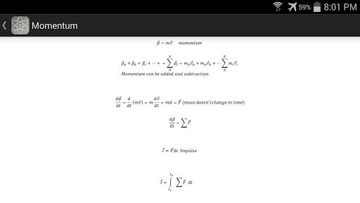 【免費教育App】Physics Formulae-APP點子
