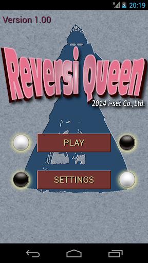 Reversi Queen Reversi